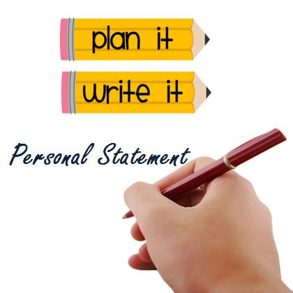 How to write a personal statement for your CV Guardian